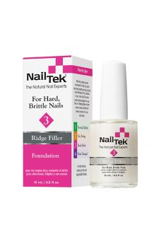 Nail Tek Foundation  3, 0.5 oz