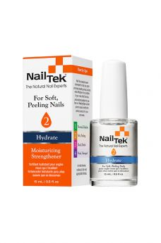 Nail Tek Moisturizing Strengthener  2, 0.5 oz