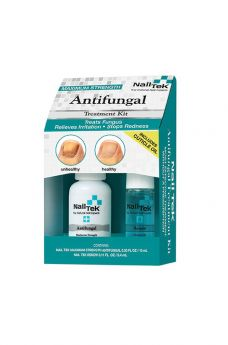 Nail Tek Antifungal Kit - Antifungal + travel size Renew - 0.33 oz/0.11 oz