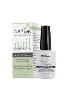 Nail Tek Nutritionist Keratin, 0.5 oz