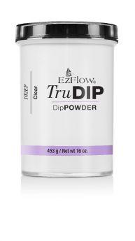 EzFlow TruDip Powder Clear, 16 oz