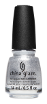China Glaze Nail Lacquer, Tinsel Town, 0.5 fl oz