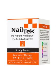 Nail Tek Intensive Therapy 2 Pro Pack - 4/0.5 oz