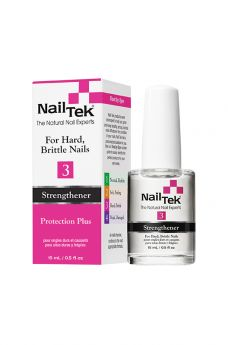 Nail Tek Protection Plus 3, 0.5 oz