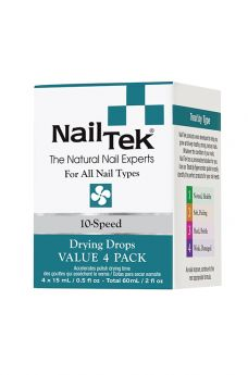 Nail Tek 10-Speed Pro Pack, 4/0.5 oz